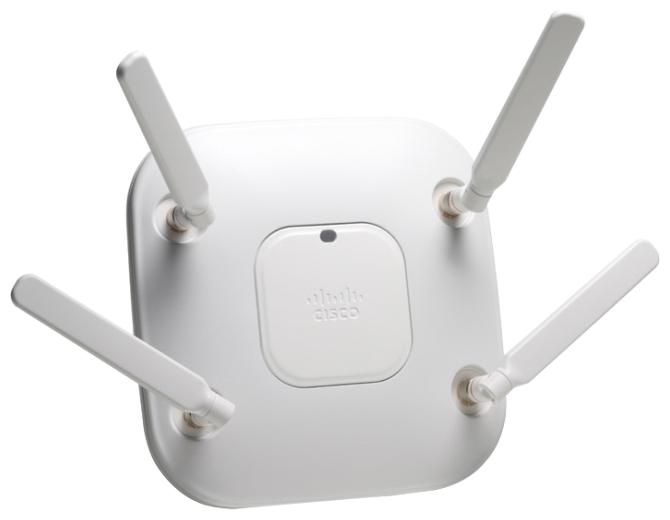 Cisco AIR-CAP2602I-A-K9 Aironet 2600 802.11n Wireless Dual Band Access Point